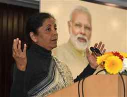 Indian enterprises are not subjected to abuse from entities overseas, Sitharaman
