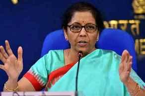 वित्त मंत्री ने सभी बैंको से खुले रखने और ए.टी.एम. नकदी से भरे रखने को कहा