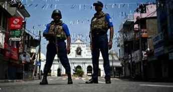 Security on in Colombo and other parts of Sri Lanka