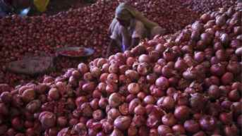 Government decides to import 1 lakh tonnes of onion to control price rise