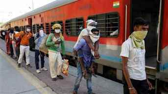 There is no plan to stop train services in country: Railway Board Chairman