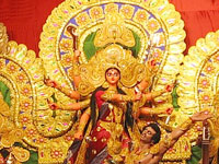 Bengal BJP rift resurfaces as leaders take different stands on Durga Puja