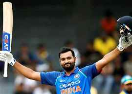 Rohit Sharma becomes 4th Indian to amass 10,000 int runs as opener