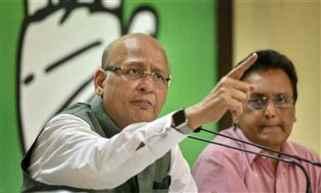 Savarkar an accomplished man, played part in freedom struggle: Congress' Abhishek Singhvi