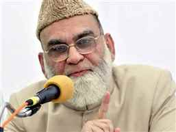 Shahi Imam of Delhi's Jama Masjid urges people to offer Eid-ul-Fitr prayers at home