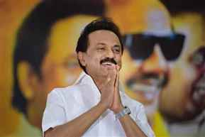 DMK Chief MK Stalin stakes claim to form government in Tamil Nadu