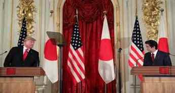 US Prez presses upon Japanese PM to even out trade imbalance