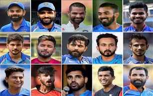 BCCI announces Indian squads for West Indies tour