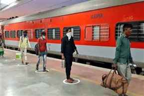 Raliways to run 200 Special trains across country from today