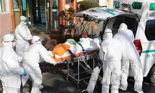 Death toll in novel coronavirus climbs to 2,345 in China