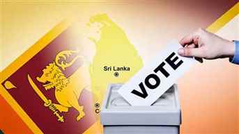 Polling underway in Sri Lanka to elect a new President