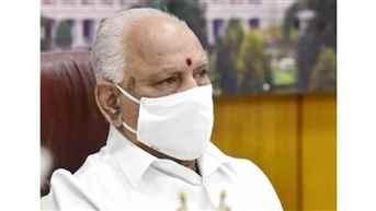 Karnataka CM Yediyurappa tests Covid positive