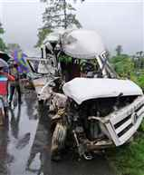 Nine died in road accident in Assam's Sivsagar
