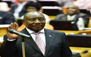 Cyril Ramaphosa re-elected as president