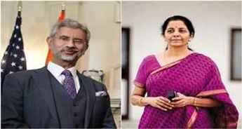 JNU to confer alumni award to Union Ministers Nirmala Sitharaman and S Jaishankar
