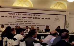 Home Minister Amit Shah chairs West Zone Council meet in Goa