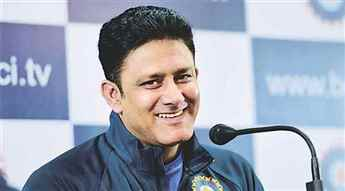 Anil Kumble turns 49; wishes pour in for India's 'greatest match-winner'