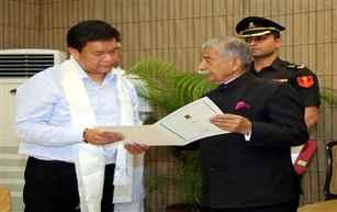 Arunachal: BJP to hold its legislature party meet today