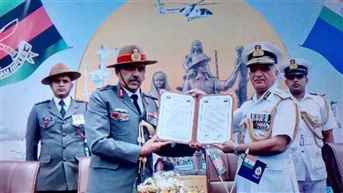 Assam Rifles & Coast Guard sign 'Charter of Affiliation'