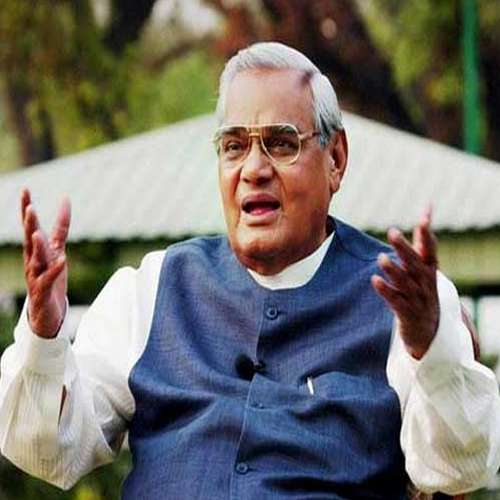 First death anniversary of former PM Atal Bihari Vajpayee being observed today
