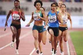 भारताचा मिश्र रिले संघ 'फायनल'सह ऑलिम्पिकसाठी पात्र