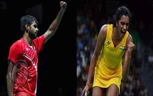 Badminton: P.V. Sindhu and Sai Praneeth enter semifinals of BWF World Championships in Switzerland