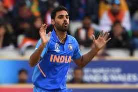 Bhuvneshwar Kumar out of Pakistan match with hamstring injury
