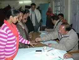 Moderate to high polling recorded in 3rd phase
