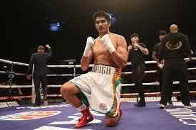 Boxer Vijender Singh to contest from South Delhi LS constituency