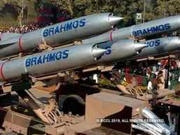 IAF fires two BrahMos missiles at Trak Island in Andaman Nicobar
