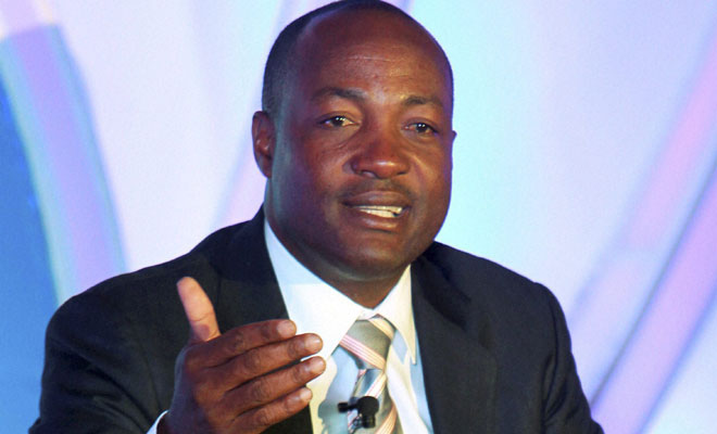 West Indies cricket Brian Lara admitted to hospital in Mumbai