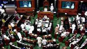 1st session of newly elected Lok Sabha begins; PM Modi, other members of House take oath