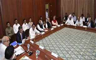 Chief Ministers of various states agree to boost agriculture exports