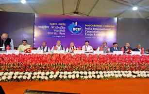 First ever India International Cooperatives Trade Fair gets underway in New Delhi