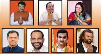 BJP wins all seven Lok Sabha seats in Delhi