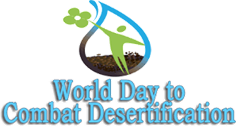 World Day to Combat Desertification and Drought being observed today