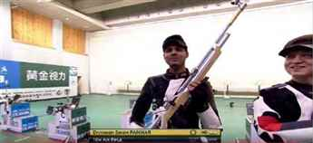 Divyansh secures India's fourth Olympic quota in shooting