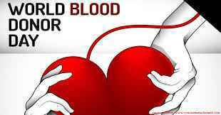 World Blood Donor Day today- All you need to know