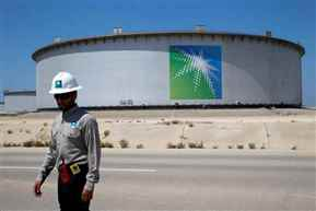 Saudi Aramco says H1 2019 net income slips to 46.9 billion