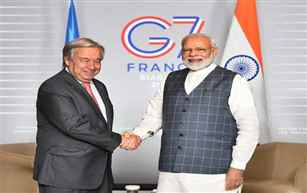Prime Minister Narendra Modi will attend the G7 Summit in France today