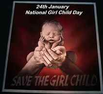 National Girl Child Day being celebrated across country