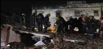 4 killed, 5 injured as building collapses in Nadiad in Gujrat