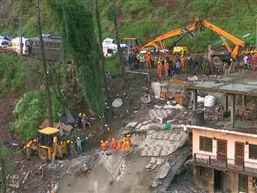 8 dead after building collapses in Himachal Pradesh, rescue operation underway