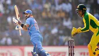 Rajkot ODI: India level series with 36-run win