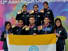 India bag one gold, two silver medals at Asian Boxing championship