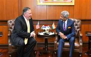 India will go by its national interest: Jaishankar to Pompeo