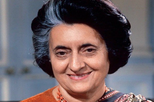 Nation remembers Indira Gandhi on her 102nd birth anniversary today