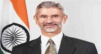 External Affairs Minister S Jaishankar files his nomination from Gujarat