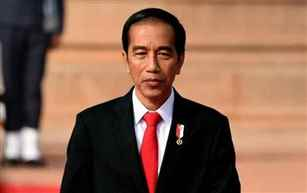 Joko Widodo elected President of Indonesia for second term