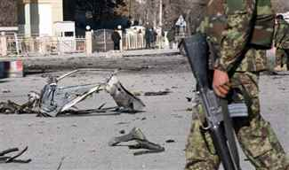 63 people killed in an explosion in Kabul, Afghanistan